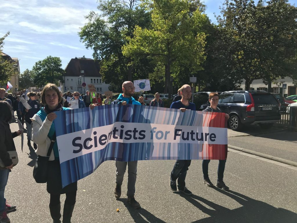 Klimastreik in Landau, 20.09.2019