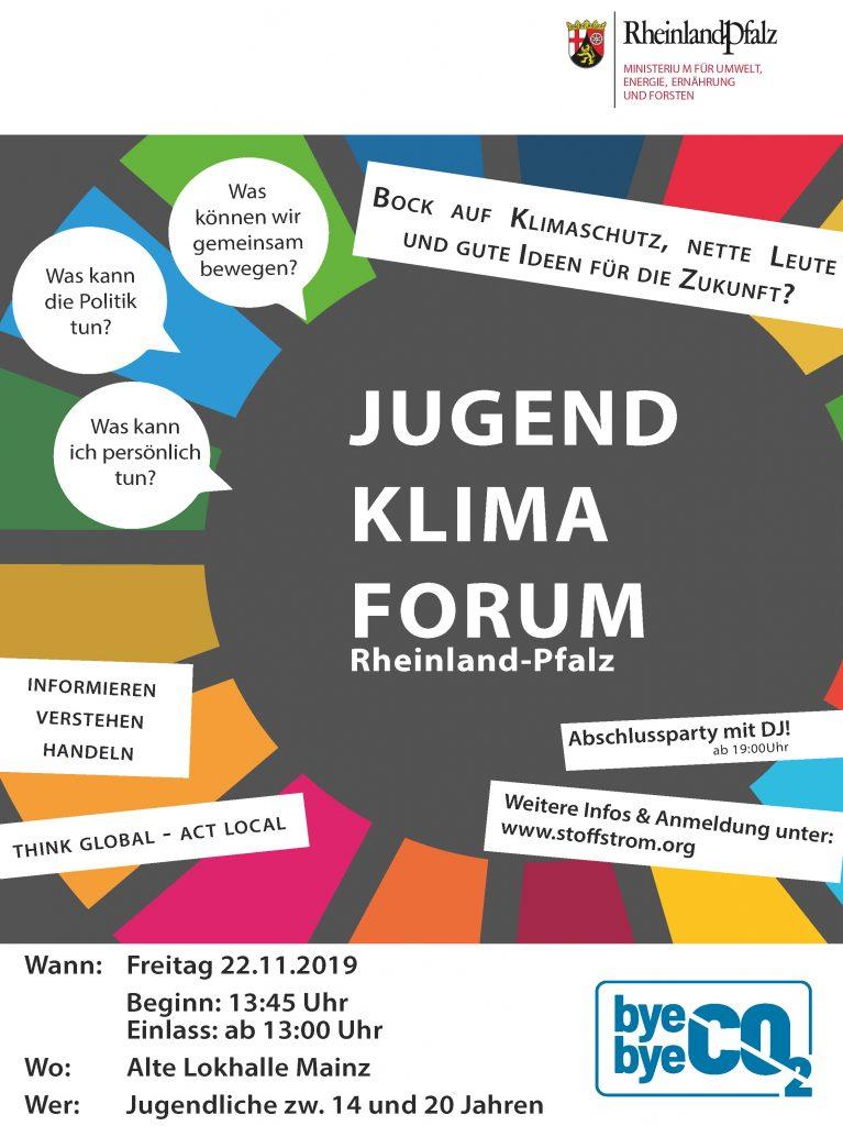 Jugend Klima Forum 2019