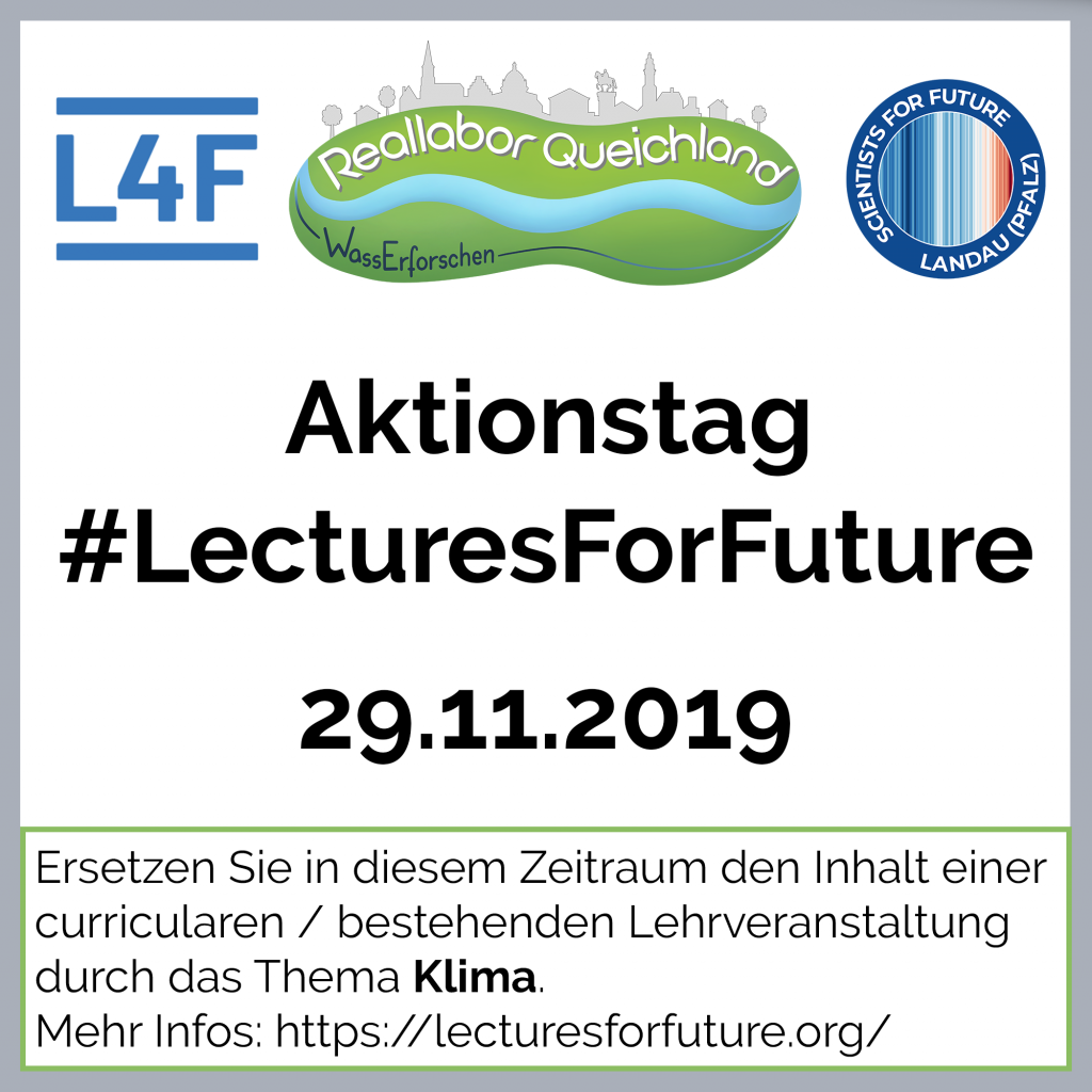 Lectures 4 Future – 29.11.2019