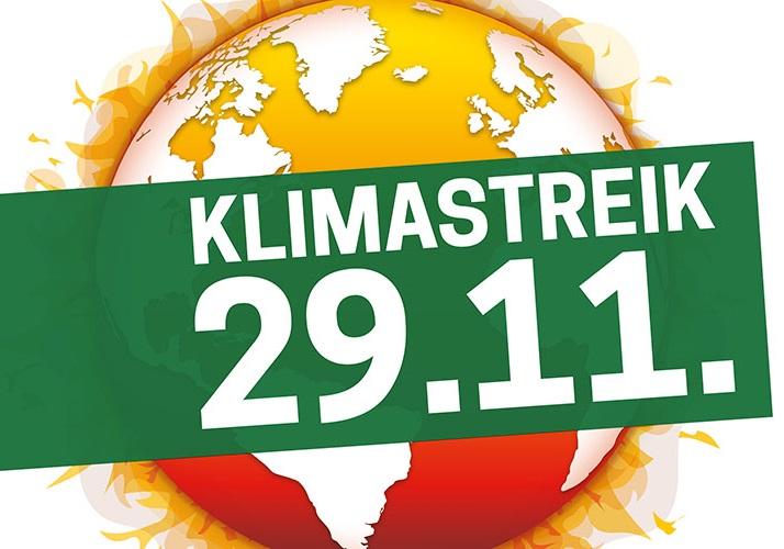 Klimastreik 29.11.2019