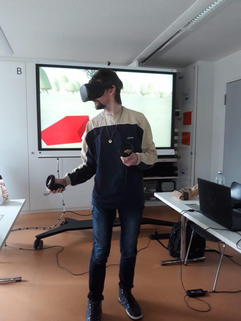 Virtuelle Realität im Klassenzimmer