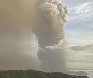 Vulkanausbrüche – CO₂ neutral?