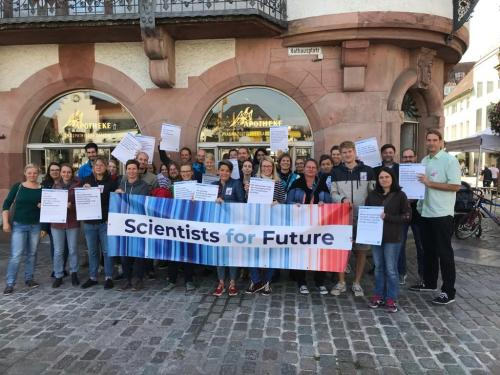 Scientists for Future