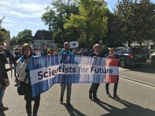 Scientists for Future in Action